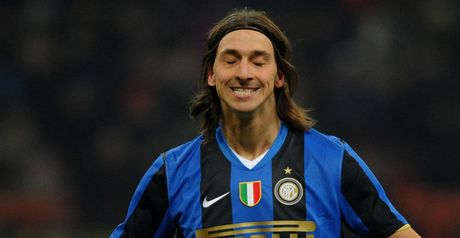 Ibrahimovic: At the double for Inter
