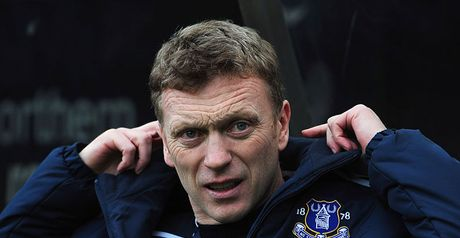 Moyes: Pushing for Europe