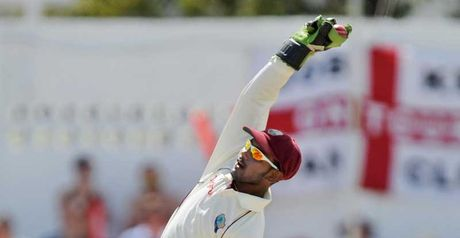 Ramdin: leadership role