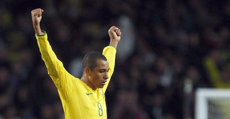 Gilberto: Gunners legend