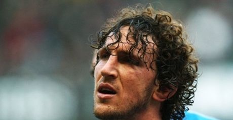 Mauro Bergamasco: foot injury