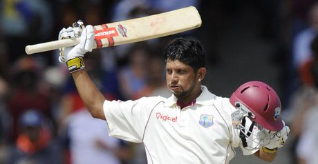 Sarwan: Hungry for runs