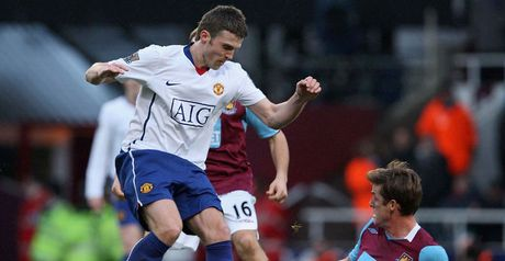 Carrick: Enjoying football