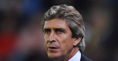 Pellegrini: Champions League objective