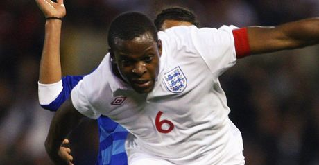 Onuoha: Has Sweden in his sights