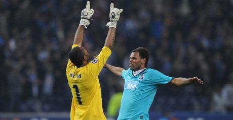 Porto overcome Atletico