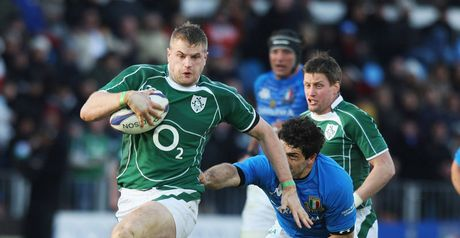 Heaslip: starting role