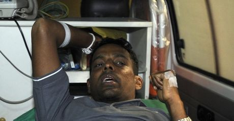 Samaraweera: Was taken to hospital after returning to Colombo