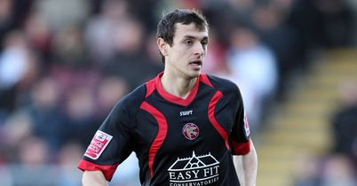 Nicholls: On the scoresheet for Walsall