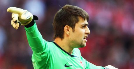 Fabianski: Backing from Wenger