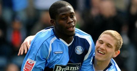 Akinde: Back at Wycombe