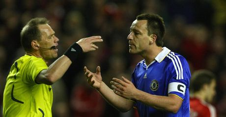 Terry: Defended by Lampard