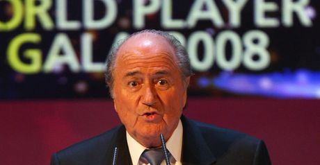 Blatter: Apologetic