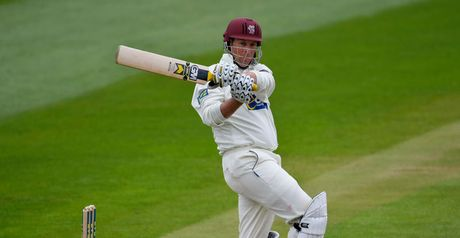 Trescothick: leading run scorer in the County Championship