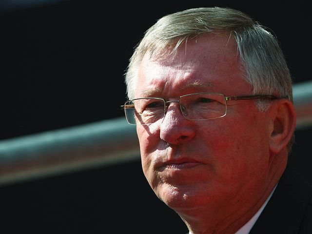 Sir Alex Ferguson: Ready for replay with West Ham