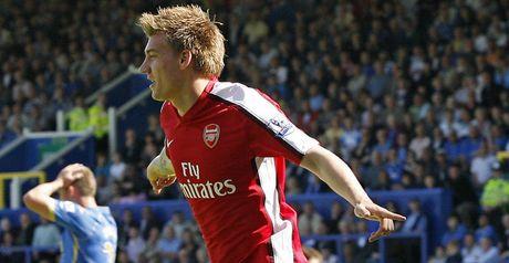 Bendtner: Ambitious
