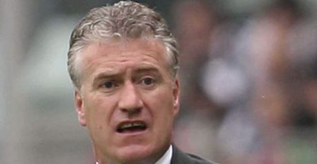 Deschamps: Looking to make history