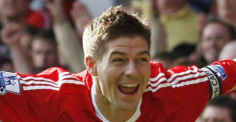 Gerrard: Liverpool legend