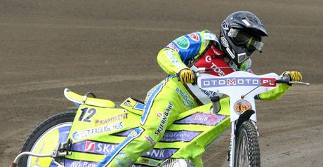 Peterborough's Kenneth Bjerre (www.fotospeedway.pl)