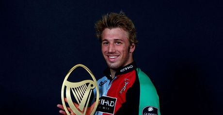 Robshaw: rewarded for fine season