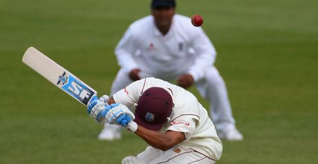 Eye off the ball: West Indies' batting line-up failed again