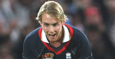 Broad: Bounced back from humbling