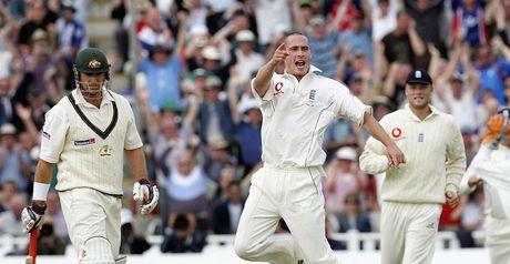 Jones: enjoyed success against Australia in 2005