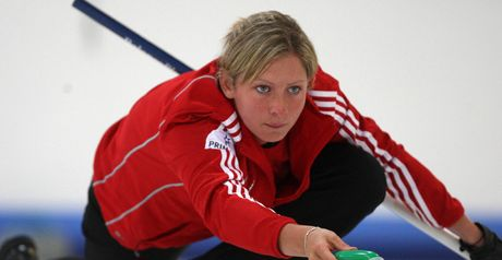 Muirhead: Hoping for Olympic success