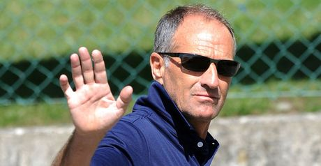 Guidolin: New man in charge