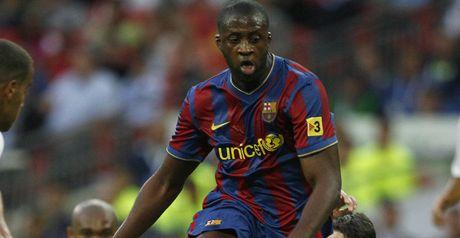 Toure: Could have options