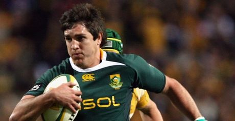 Fourie: banned until October 19