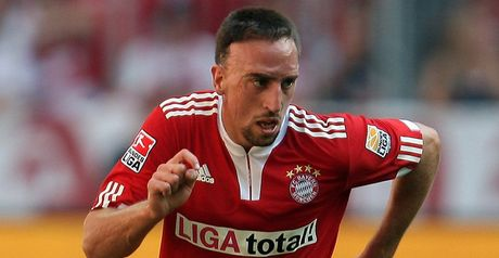 Ribery: Set for contract talks