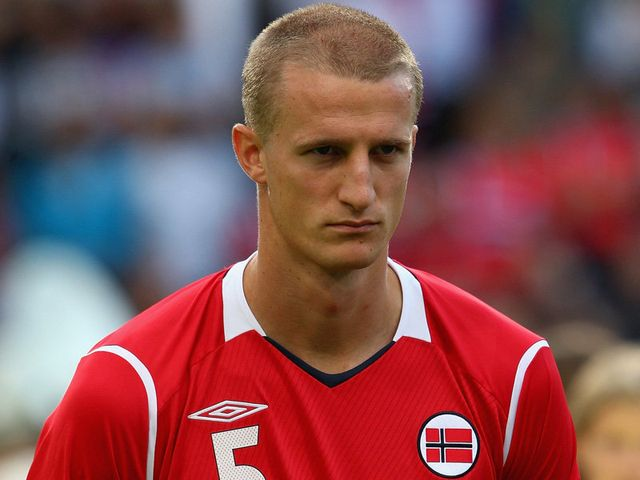 Brede Hangeland: On target in Norway win