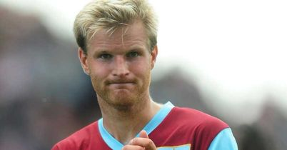 Kalvenes: Burnley exit