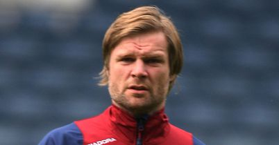 Pressley: Saw his men held by St Johnstone