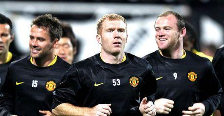 Rooney: Scholes deserves more praise