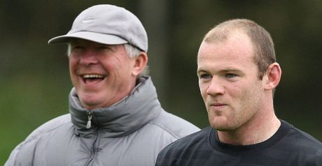 Ferguson and Rooney have different stories