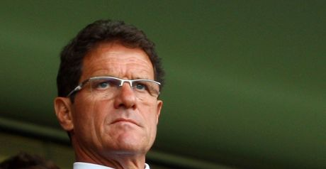 Capello: Tried and trusted