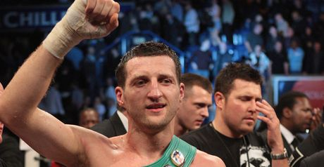 Froch: New challenge