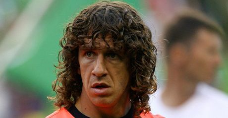 Puyol: Has eyes on extending new contract