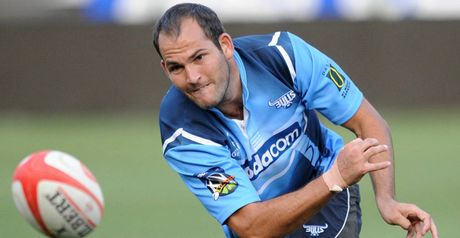 Du Preez: Planning move to Japan