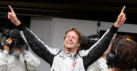 Button: Champion in 2009