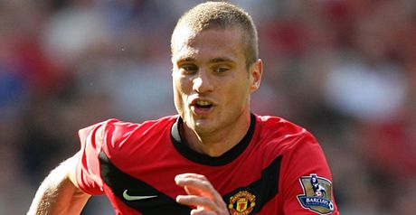 Vidic: Ferdinand backing