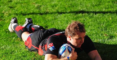Penney: Re-signed for Saracens