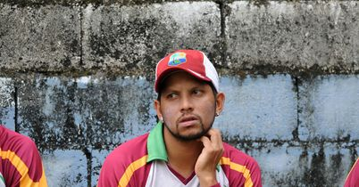 Sarwan: recovered from back injury