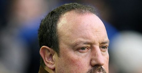 Benitez: Attacking mentality