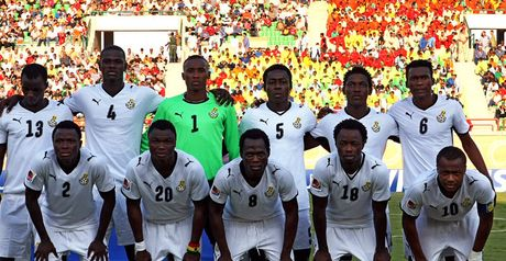 Ghana: Among the favourites