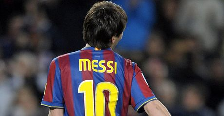 Messi: European Footballer of the Year