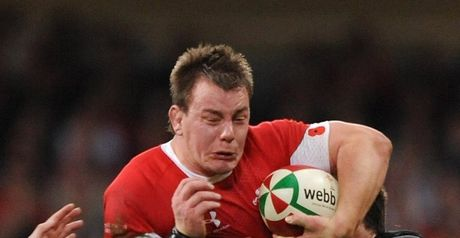 Rees: named as Wales skipper