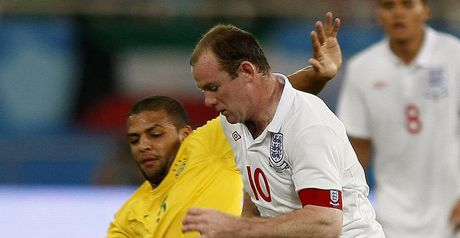 Rooney: Impressed as captain